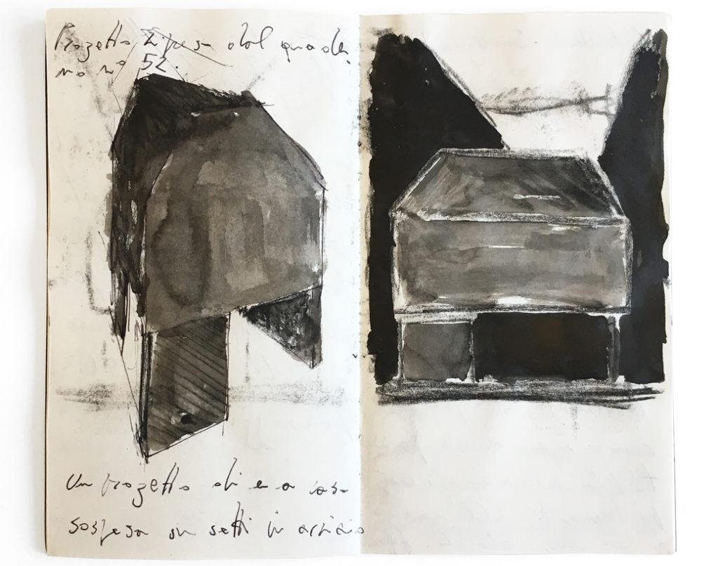 Antonio Monaci Quaderno 70